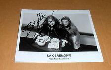 Isabelle Huppert, original signiertes Foto in 20x25 cm (selten ausgeschrieben)