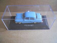 VOLGA M21 Legendary Cars 1:43 Die Cast in Box in Plexiglass [MV10]