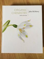 NEW Organic Chemistry by John E. McMurry (9E 9th edition, Hardcover USA EDITION)