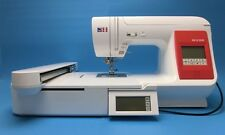 W6 N 5000 Computer-Controlled Sewing Machine With W6 N Embroidery unit (EU-5)