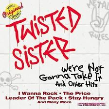 Twisted Sister, We're Not Gonna Take It & Other Hits, New