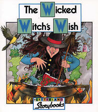 Wicked Witch's Wish (Letterland Storybooks), Jenny Samways, Lyn Wendon