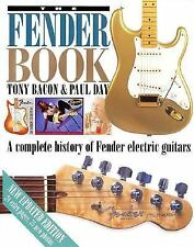 The Fender Book - Tony Bacon & Paul Day History of Fender Electric Guitars, 1999