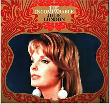 LP 6452  THE INCOMPARABLE  JULIE LONDON