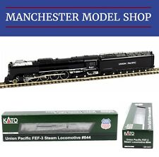 Kato 126-0401 N 1:160 FEF-3 Steam Passenger Locomotive Union Pacific No.844 NEW