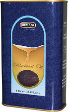 Hemani 100% PURE NATURAL Black Seeds Oil 1 LITER - Cold Pressed (Free Shipping)