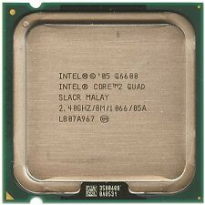 Intel® Core™2 Quad Processor Q6600 (8M Cache, 2.40 GHz, 1066 MHz FSB)