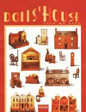 Doll House Step by Step by Del Prado (Select any 1 out of those available)