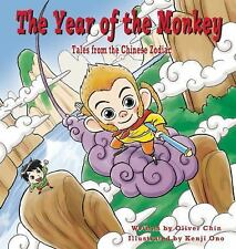 The Year of the Monkey: Tales from the Chinese Zodiac  (ExLib)
