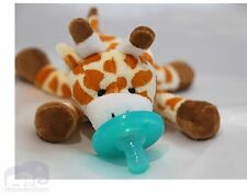 Soft Cozy Giraffe Plush Toy Pacifier Good Sleep/ Shower Gift -Next day post