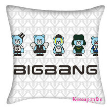 Bigbang G-dragon Taeyang Daesung Seungri t.o.p Made pillow cushions  KPOP NEW