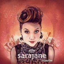 SARAJANE - STEP ONE  CD NEU