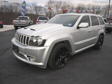 Jeep: Grand Cherokee 4WD 4dr SRT8