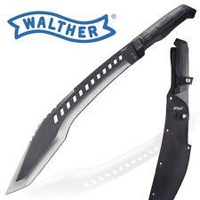 KNIFE COLTELLO WALTHER KUKRI TAC2 OUTDOOR CACCIA SURVIVOR SURVIVAL SOPRAVVIVENZA