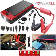 PowerAll Supreme Portable Power Bank V8 Jump Start Starter 600 Amp PBJS16000RD