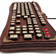 DATAMANCER The Diviner Keyboard - Hand-built - Steampunk - NEW - FACTORY SEALED