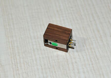 Wood body for audio-Technica at95e Cartridge mc look fonocaptor Walnut-New -