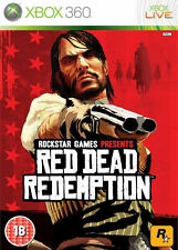 Red Dead Redemption XBox 360 * En Buen Estado *