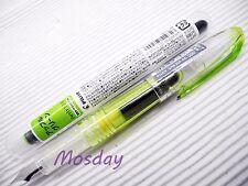 1 Pen + 3 Cartridges Pilot Petit 1 SPN-20F Mini Fountain Pen Fine Nib, AG