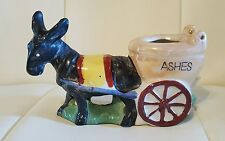 Vintage Donkey Ash Tray ashes Made in Japan Collectible