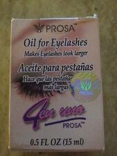 4 in one Oil for Eyelashes,  Aceite para Pestanas    0.5  fl oz