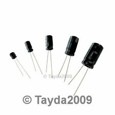 4700uF 25V 105C Radial Electrolytic Capacitor 16x26