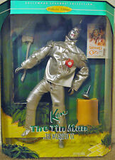 KEN AS THE TIN MAN HOLLYWOOD LEGENDS WIZARD OF OZ POSEABLE DOLL 1995 - NRFB!