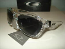 New Oakley Jupiter Sunglasses Clear w/ Grey Men's Dispatch Pictures!! Dispatch