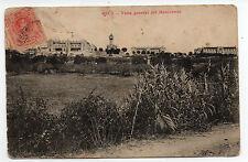 Postal Años 20 Reus ( Vista General del Manicomio )  usada