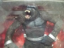 NEW McFARLANE KING KONG W/STAND & WOMAN+NEW DINO BOOKLETS+EXTRAS