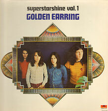 GOLDEN EARRING - Superstarshine Vol. 1 (DUTCH ONLY VINYL LP COMPILATION)