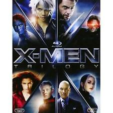 Blu Ray X-MEN - TRILOGY - (Box 3 Blu Ray) ....NUOVO