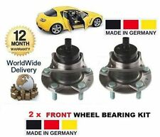 FOR MAZDA RX 8 RX8 1.3 2003-2008 NEW 2x FRONT HUB WHEEL BEARING KIT SET OE