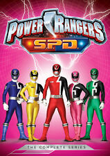 Power Rangers: Spd - The Complete Series (2017, DVD NEUF)5 DISC SET