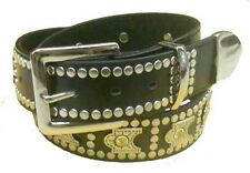 LA-3264 -AZTEC DESIGN METAL BELT IN XL AT WHOLESALE AND ONLY WHILE SUPPLIES LAST