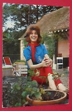 CPA PHILIPS PHOTO SHEILA CHANTEUSE MUSIQUE ANNEES 60 SIXTIES 60's ANNIE CHANCEL
