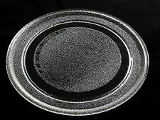 """9 5/8"""" Diameter Microwave Oven Round Glass Cooking Tray / Plate, Oster"""