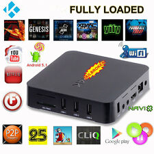 MXQ-4K Fully Loaded WIFI 1G/8G RK3229 DLNA Quad Core Android 5.1 Smart TV BOX