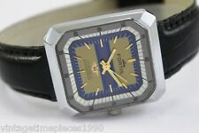 GENUINE VINTAGE FORTIS 17 JEWELS WINDING SWISS GENTS MEN'S WRIST WATCH - S2111
