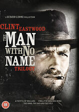 DVD:MAN WITH NO NAME TRILOGY - NEW Region 2 UK