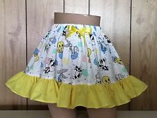 SALE Adult Sissy Dress Up Skirt ABDL Baby Looney Tunes Pantie twirl Diaper cover