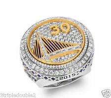 2015 Golden State Warriors NBA Championship Ring 11 Size MVP CURRY USA seller