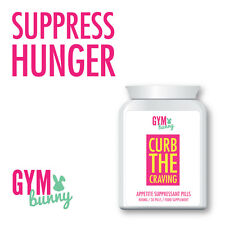 GYM BUNNY CURB THE CRAVING APPETITE SUPPRESSANT PILLS – STOPS HUNGER SAFELY