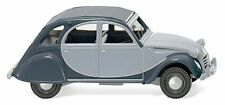 Wiking 1/87: 080913 Citroen 2 CV Charleston, grau