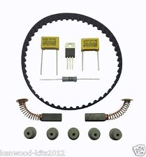 KENWOOD CHEF & MAJOR 901D 901E EXCEL, 907D & KM FULL MOTOR REPAIR KIT WITH GUIDE