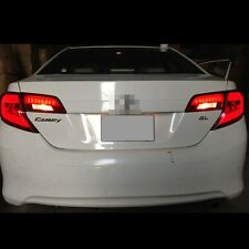LED Tail Lights Rear Lamps North America Version For Toyota Camry 2012~2014