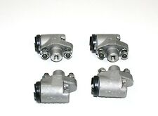 TRIUMPH RENOWN 1949 - 1954 SET OF FOUR FRONT WHEEL CYLINDERS