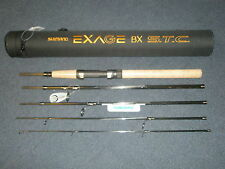 Shimano Exage BX STC 5pc 8' 10-30g DA VIAGGIO Spinning Canna da Pesca Fishing Tackle