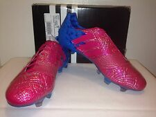 Adidas NITROCHARGE 1.0 CARNAVAL LIMITED EDITION TRX FG Soccer Shoes Sz10 UK 9.5