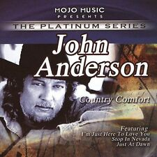 "Country Music Legend: John Anderson Country Comfort CD ""SEALED"" {FREE SHIPPING}"